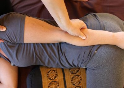 Preview from Jap Sen Thai Massage Video Training