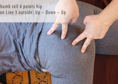 Preview from Jap Sen Thai Massage Video Training