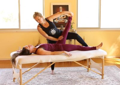 Thai Massage Training for the Table-4