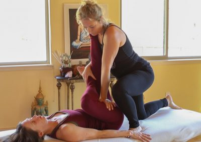 Thai Massage Training for the Table-5