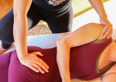 Thai Massage Training for the Table-7