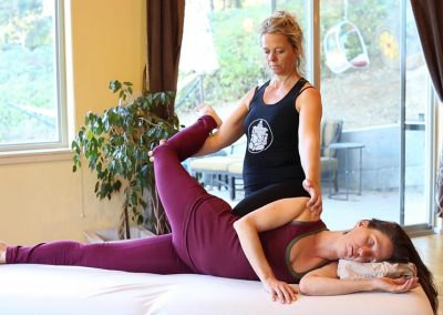 Thai Massage Training for the Table-8