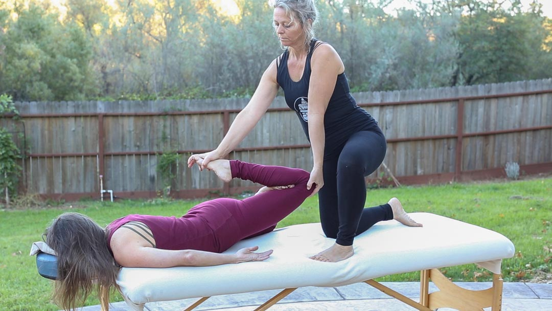Thai Massage Training for the Table-9
