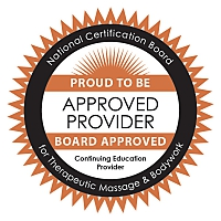 Spirit winds certification APPROVED NCBTMB CE PROVIDER